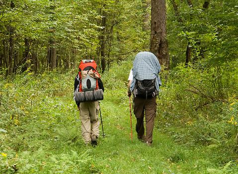 Backpacking basics - Jason Pratt -Flickr Creative Commons