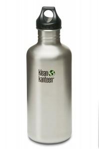 Klean Kanteen Stainless Steel Bottle with Loop Cap