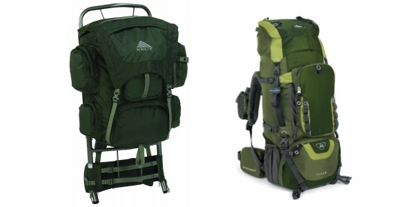 External Frame Backpacks vs. Internal Frame Backpacks | Backpack Outpost