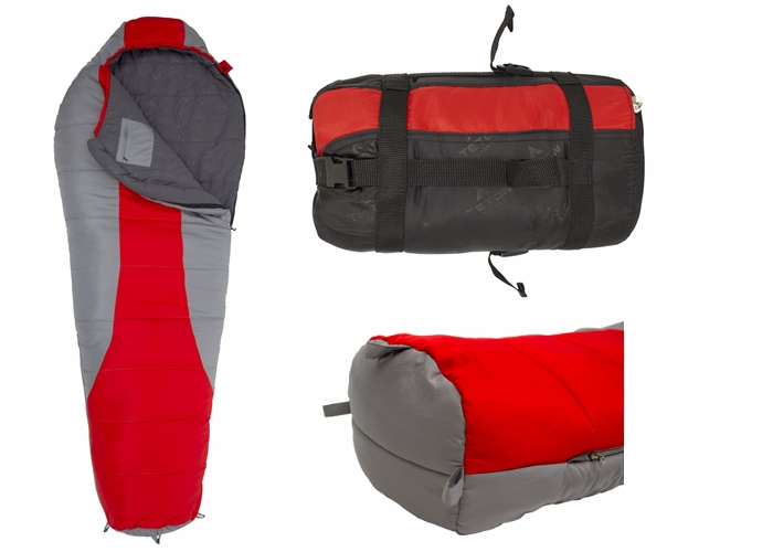 TETON Sports Tracker +5 Degree F Ultralight Sleeping Bag
