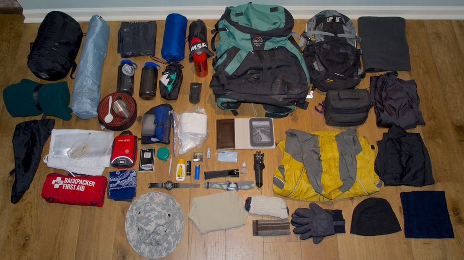 Ultralight Backpacking Checklist