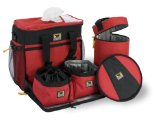 Mountainsmith K9 Cube Dog Pack, Heritage Red