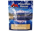 Mountain House Standard Pouch, MexiStyle Rice & Chicken