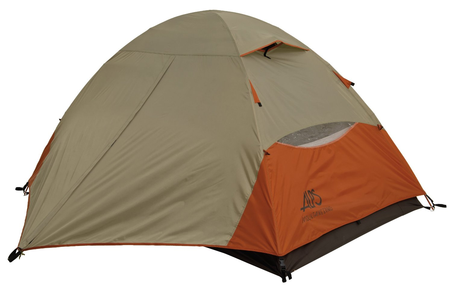 Alps Mountaineering Lynx Clay-Rust Tent 2 Person 5224617