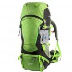 Mountaintop Outdoor Hiking Climbing Canvas Internal Frame Backpacks Daypacks Waterproof Ripstop Mountaineering Bag