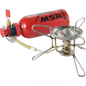 how to clean msr whisperlite stove