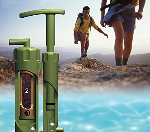 Sqdeal 174 Mini Portable Soldier Outdoor Camping Hiking