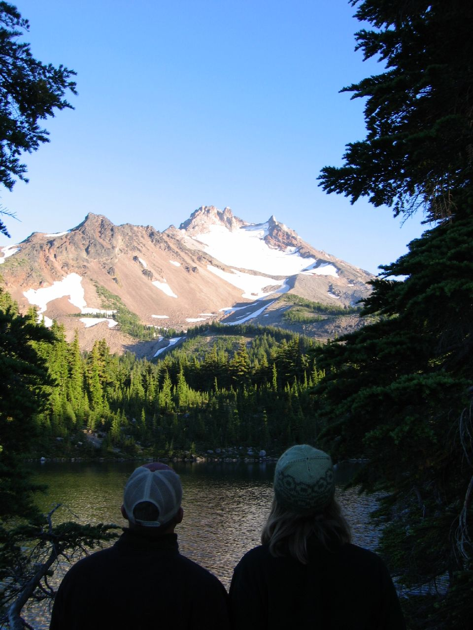 oregon backpacking