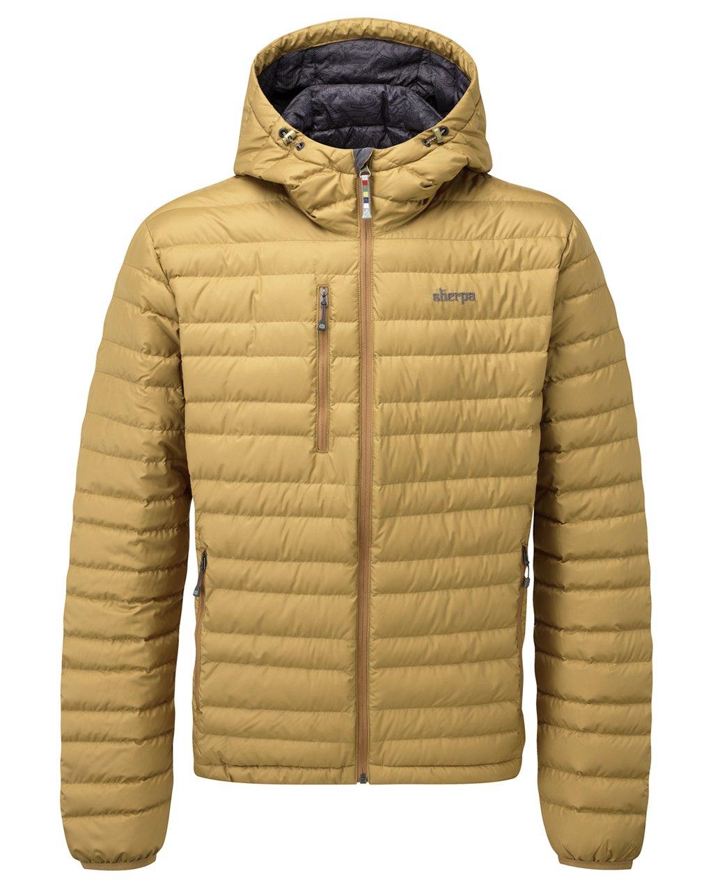 Backpacking jacket