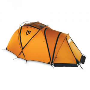 how to carry tent on backpack