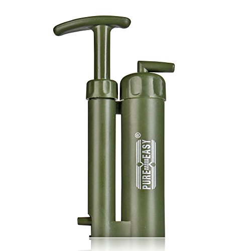 Flexzion Water Filter Purifier Absolute Filtration