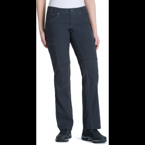 efda2ac0 KUHL Women's Kliffside Convertible Pants | Backpack Outpost